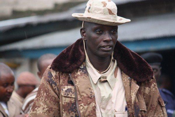 Col Innocent Zimulinda, nawe ari mu gaco kagiye gutwika Kivu y'amajyaruguru