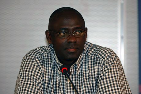Johnston Busingye, ministre w'ubutabera