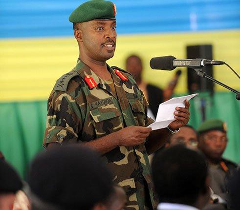 Tentative de coup d'Etat à Kigali kayonga11-2