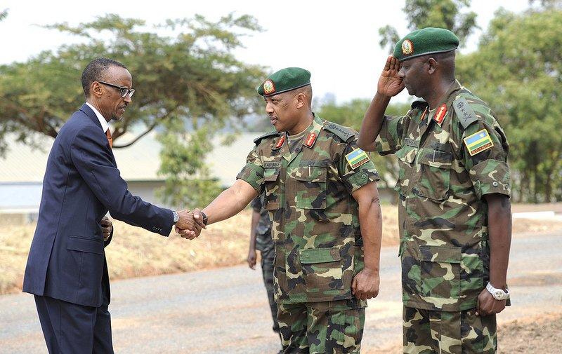 Ubwumvikane buke muri RDF; Paul Kagame ntakigiye muri Canada. 9208945580_db19edccd6_c