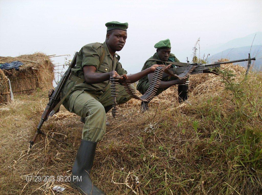 FDLR n'ikimenyetso cya résistance y'abahutu kw'ishingwa rya