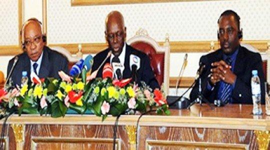 LUANDA: STABILISER LA SITUATION DANS L'EST DE LA RDC AU MENU DE LA REUNION TRIPARTITE ANGOLA-RDC-AFRIQUE DU SUD.