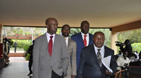 UGANDA: INTUMWA ZA ONU ZAGIYE KWIBUTSA ABARWANYI BA M23 KO NTARENGWA BAHAWE IRI HAFI KURANGIRA.