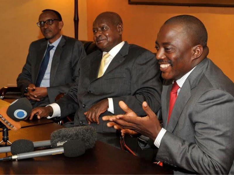 Kabila-Museveni-Kagame