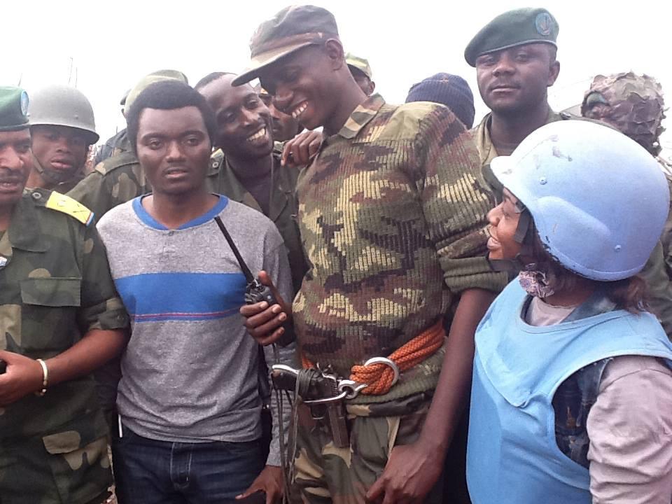 U Rwanda rukomeje imyiteguro yo kugaba igitero muri Congo. mamadou1