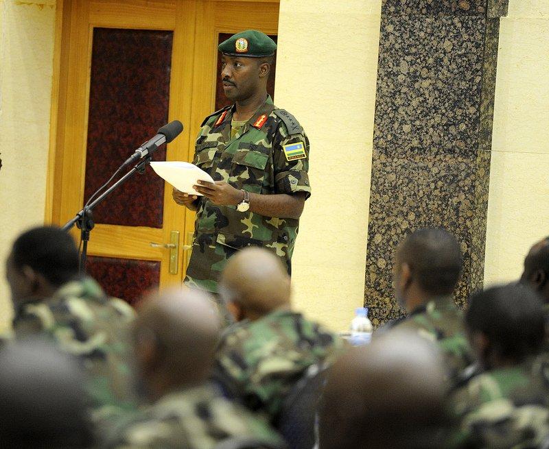Mu mwiherero wa RDF muri kamena uyu mwaka, nibwo Gen Charles Kayonga yavuze ijambo rye rya nyuma nk'umugaba mukuru wa RDF