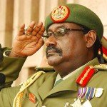 Gen David Sejusa, former ugandan's intelligence agencies