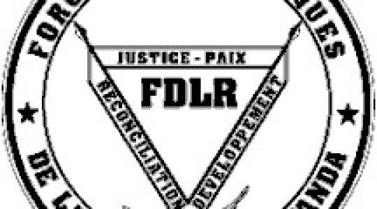 RDC: COMMUNIQUE DE PRESSE DES FDLR N°  2015-001.