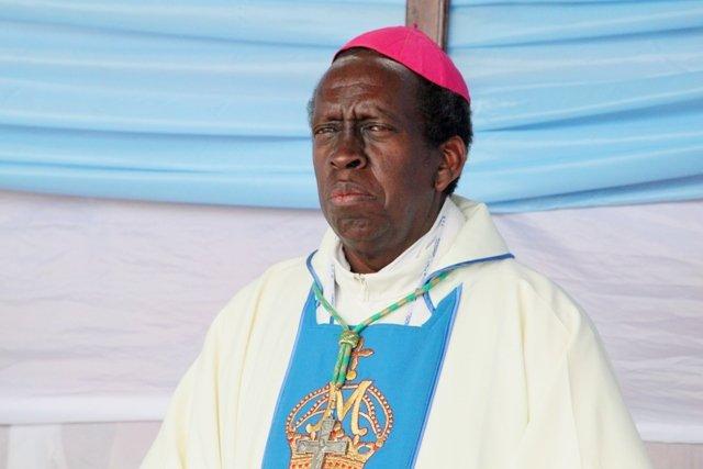 Musenyeri Smaragde Mbonyintege