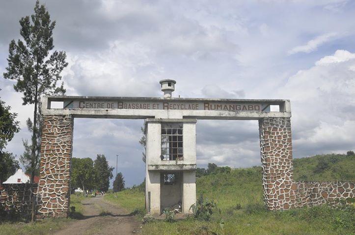 Camp militaire de Rumangabo lors de l'occupation du M23