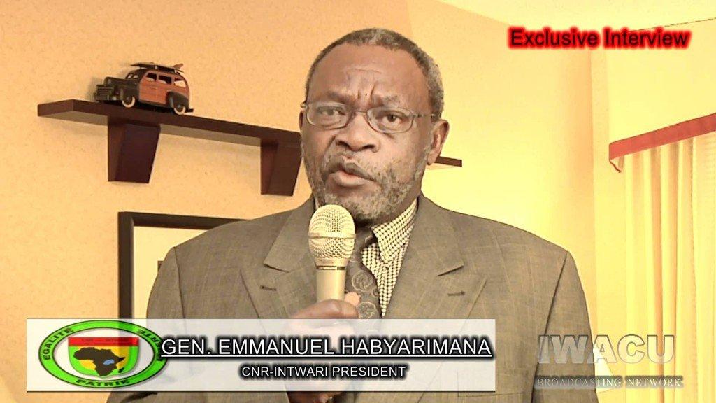 Gén Emmanuel Habyalimana