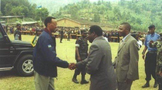 RWANDA: PATRIOTISME NA ETHNIOTISME TUBIBONA DUTE MU RWANDA?