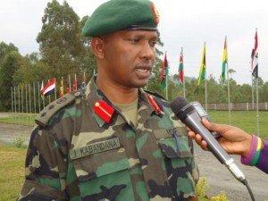 """Gen Innocent Kabandana yagizwe umugaba wa """"special forces"""""""