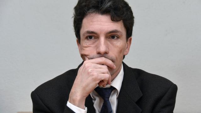 Judge Marc Tredivic