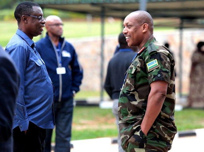 Gén James Kabarebe na Gén Patrick Nyamvumba nibo batumye Col Bahizi kujya kwiba imirambo mu Burundi