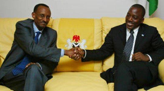 SPY BOMBSHELL FROM PARIS: DRC IS RUN BY RWANDANS AND JOSEPH KABILA IS KAGAME'S TROJAN HORSE.