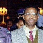 Ndindiliyimana Augustin, ancien chef de la gendermerie rwandaise