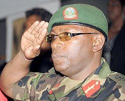 Gén Maj Jérome Ngendahimana, est auusi  ex- officier FDLR