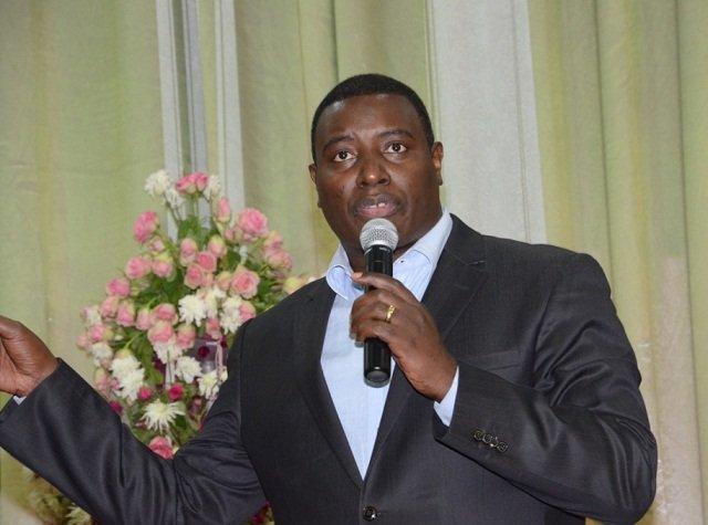 Apôtre Paul Gitwaza niwe washinze Zion Temple mu Rwanda