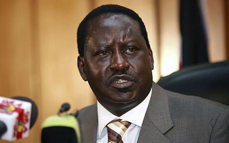 Raila Odinga, niwe Museveni ashaka kwimika muri Kenya