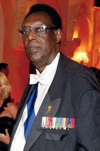 Lroi Kigeli Ndahindurwa, en exil aux USA