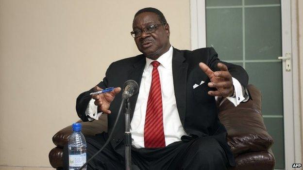 Peter Mutharika, perezida mushya wa Malawi, afitanye ubucuti bukomeye na Paul Kagame