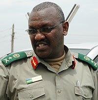 Gen Frank Rusagara, ubu arabarizwa muri mabuso