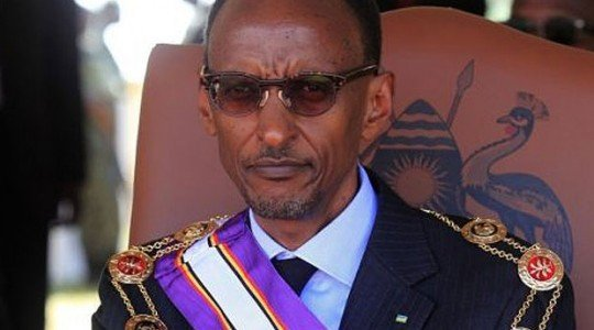 RWANDA: RWANDANS MUST SAY NO TO THE THIRD TERM FOR PRESIDENT PAUL KAGAME.