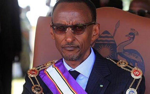 Umwami w'u Rwanda