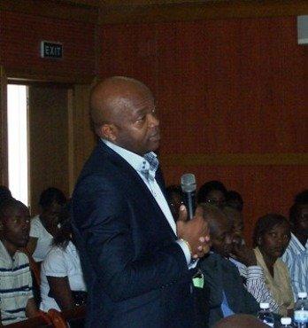 Ernest Gakwaya alias Camarade