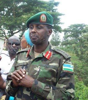 Gén Ceaser Kayizari, uhagarariye u Rwanda muri Turukiya, niwe ushinzwe ibikorwa bya gisirikari by'izi nkoramaraso