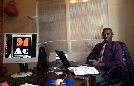 Ndayambaje Aimable, washinze Mizigo Cargo
