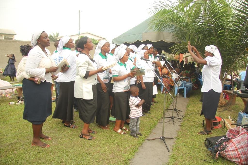 Chorale Saint Paul ( abanyarwanda)