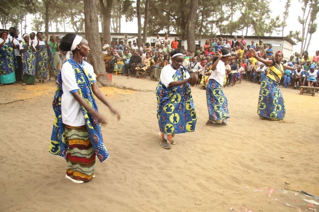 Itorero rya Kintele ryacishijeho umudiho nyarwanda
