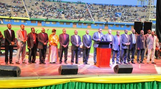 RWANDA: ABAYOBOZI B'AMADINI, SHAME ON YOU!