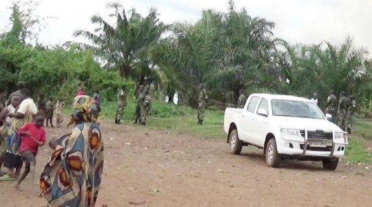 RWANDA-BURUNDI: TENSIONS SUR LES RIVES DU LAC RWERU.