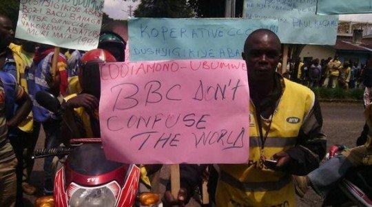 KIGALI: ABAMOTARI UBU BARI KU NKEKE BATERWA NA BA MANEKO BA DMI, NGO BAGOMBA KUZITABIRA IMYIGARAGAMBYO IRI GUTEGURWA NA FPR MU MINSI IRI IMBERE.