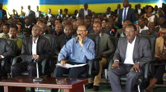 RWANDA: NUBWO PAUL KAGAME AVUGA KO AHORA AGENDA YAGIYE GUHAHA, UBANZA NTACYO ATAHANA KUBERA KO ISANDUKU YA LETA IRIMO UBUSA!