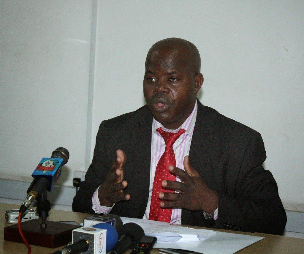 Assah Mwambene, niwe Diregiteri ushinzwe itangazamakuru muri ministeri y'itangazamakuru