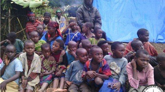 HOPE-IKIZERE: HUTU REFUGEES IN CONGO UPDATE.
