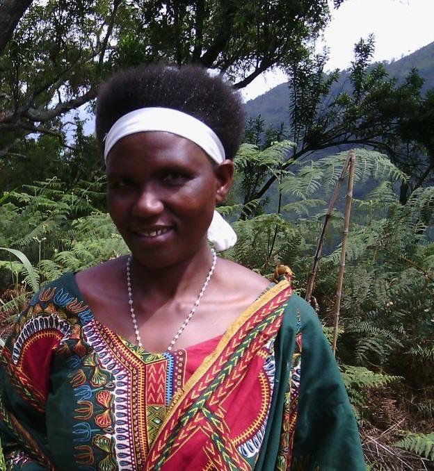 Racy Nyinawanshuti, perezida wa AFERWAR-DUTERIMBERE