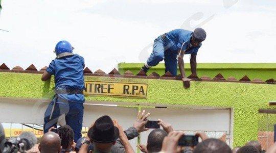 IMYIGARAGAMBYO I BURUNDI: MANDA YA 3 YA NKURUNZIZA IRAZA KURIKORA!