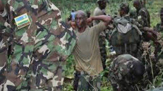 RDC: INGABO ZA RDF ZARAYE ZIGABYE IGITERO I RUNYONI.