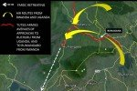 RDC: L'ARMEE RWANDAISE OCCUPE LES POSITIONS AMBADONNEES PAR LES FARDC.