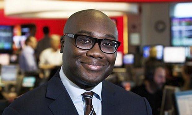 Komla Afeke Dumor, BBC presenter