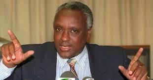 Ex ministre Jacques Bihozagara